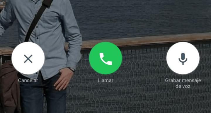 Imagen - WhatsApp 2.16.189 añade el contestador y la rellamada