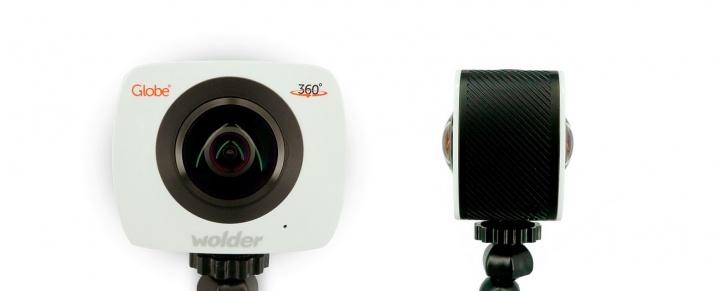 Imagen - Wolder lanza las cámaras Globe 360º, miCam Xport Élite 4K y Xport 4FUN