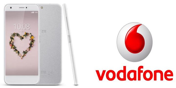 ZTE Blade A512, precios con Vodafone