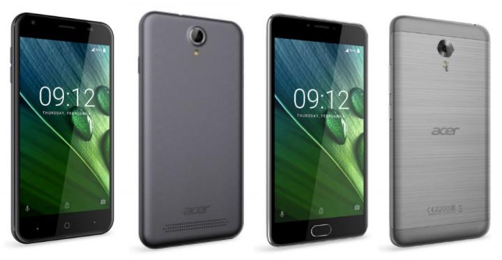 Imagen - Acer presenta los Liquid Z6, Z6 Plus y los Iconia Talk S