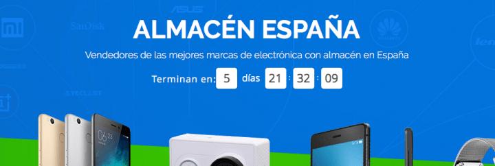 Imagen - AliExpress ya envía desde España gracias a los almacenes de sus vendedores
