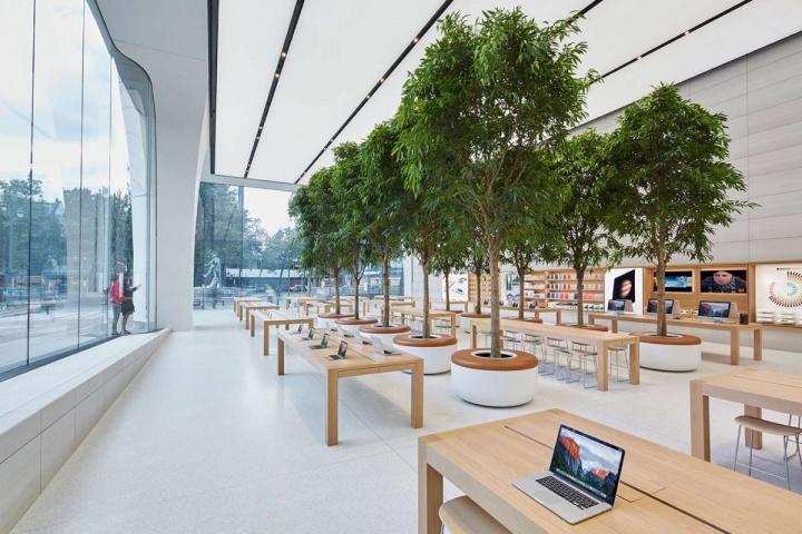Las Apple Store cambiarán de nombre