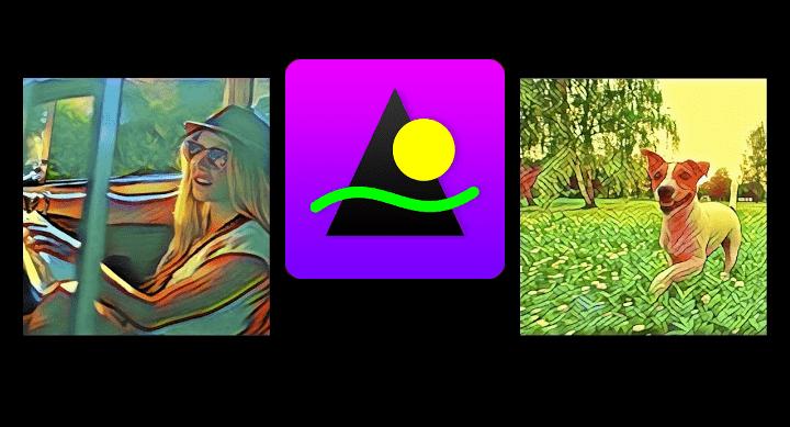 Artisto, aplica los filtros de Prisma a vídeos
