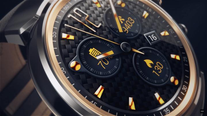 ZenWatch 3, el nuevo reloj inteligente con estilo de ASUS