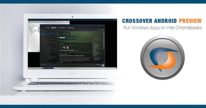 Imagen - Gracias a CrossOver es posible ejecutar aplicaciones de Windows en Android