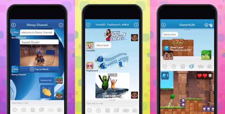 Imagen - Disney Mix, el WhatsApp pensado para niños