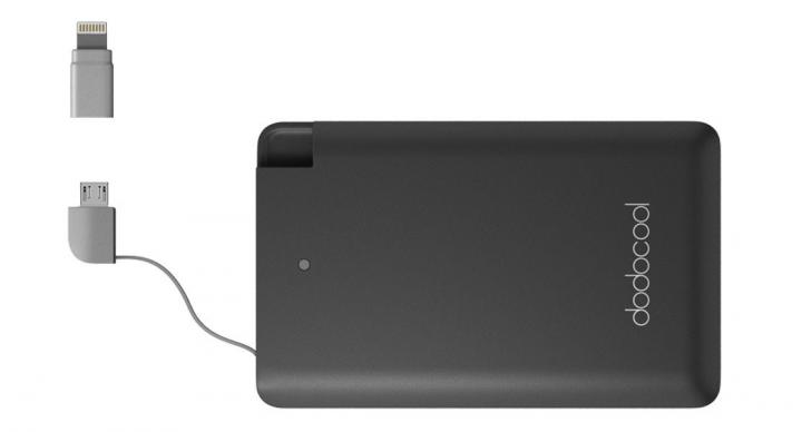 Imagen - Dodocool 2.500 mAh, una batería externa que cabe en tu cartera