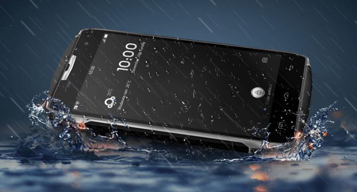 Imagen - Doogee T5, un smartphone resistente al agua para el deporte y los negocios