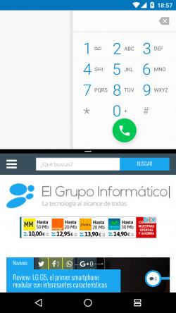Imagen - Cómo usar la multiventana en Android 7.0 Nougat