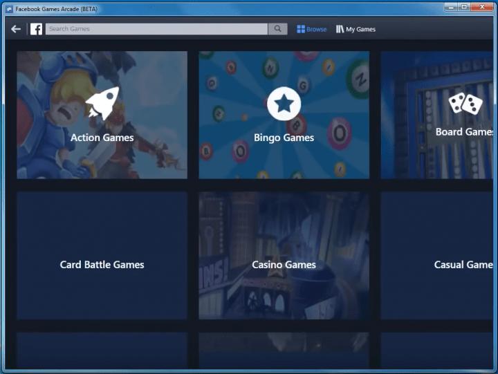 Imagen - Facebook lanzará una plataforma de videojuegos