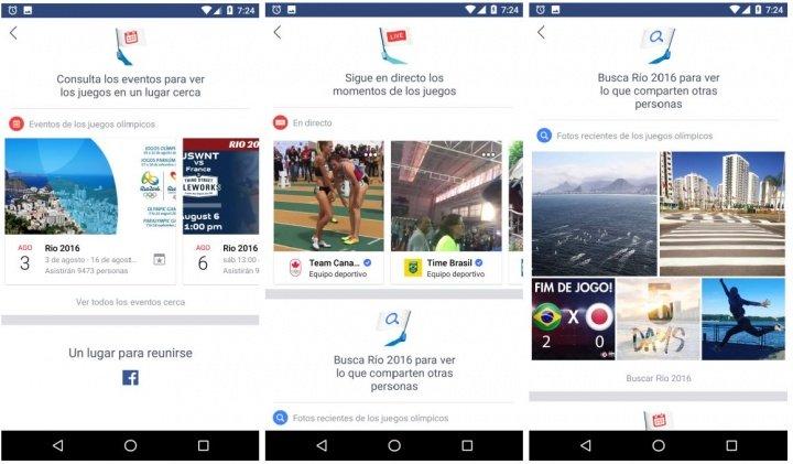 Imagen - Apoya a tu país con los filtros de los Juegos Olímpicos en Facebook