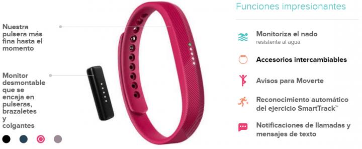 Imagen - Fitbit Charge 2 y Fitbit Flex 2 ya son oficiales: conoce los detalles