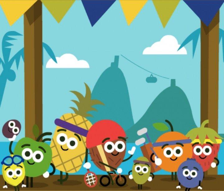 Google añade 7 minijuegos sobre los Juegos Olímpicos en su Doodle