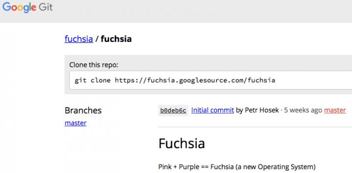 Imagen - Fuchsia OS, el nuevo sistema operativo de Google