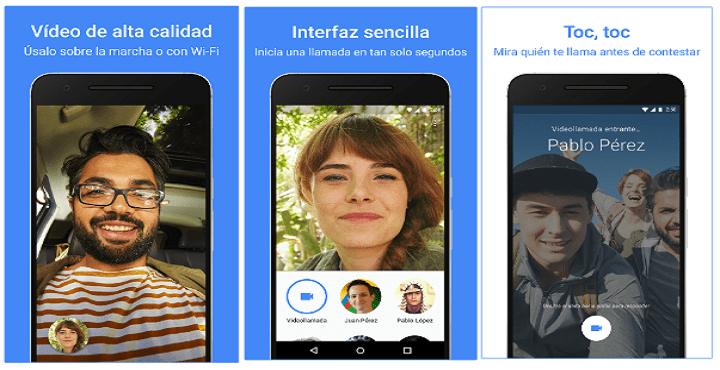 Imagen - Podrás llamar gratis a usuarios de Android con Duo