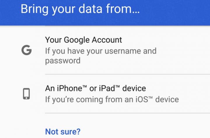 Imagen - Android 7.0 Nougat incluye un asistente para migrar desde iPhone