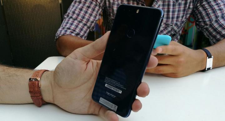 Imagen - Honor 8 llega a España, un smartphone con cámara dual y acabado premium
