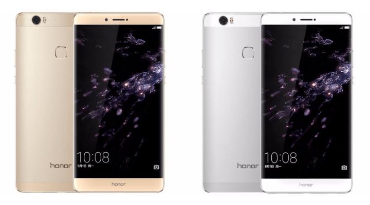 Imagen - Honor Note 8 ya es oficial con una pantalla de 6,6 pulgadas