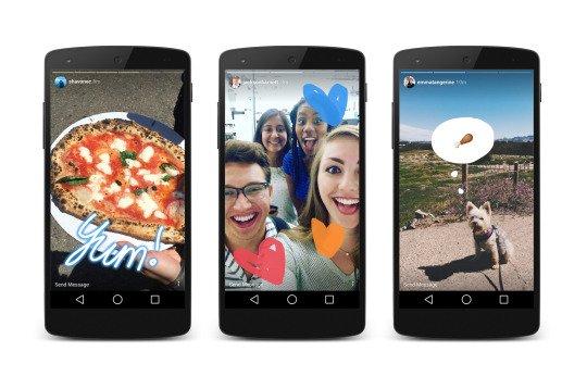 Imagen - Instagram actualiza su cámara al estilo Snapchat en la grabación de vídeo