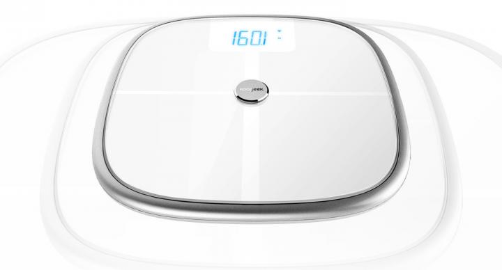 Imagen - Koogeek S1, una báscula inteligente que se sincroniza con tu móvil por Wi-Fi y Bluetooth