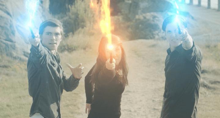 Maguss podría ser el Pokémon Go basado en Harry Potter que piden los usuarios