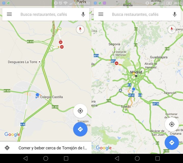 Imagen - Google Maps te dirá dónde aparcar mejor