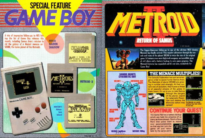 Imagen - Descarga gratis 13 años de la clásica revista Nintendo Power