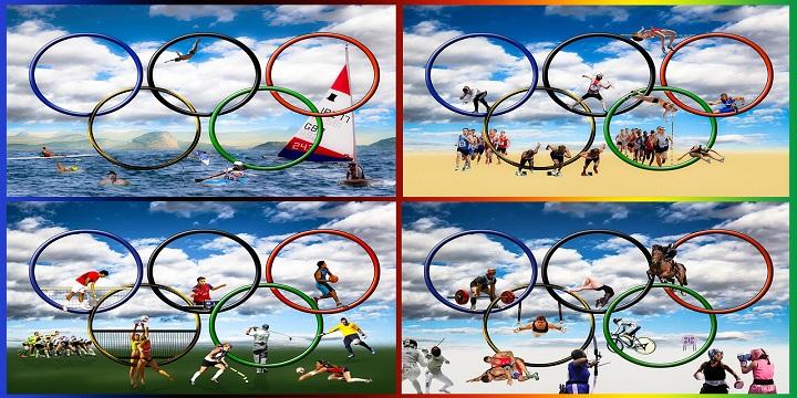 Cómo seguir los Juegos Olímpicos de Río 2016 por Internet