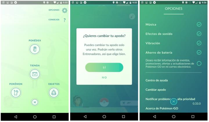 Imagen - Descarga la última actualización de Pokémon Go: estos son sus cambios