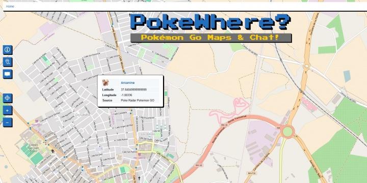 Imagen - 7 alternativas a PokéVision y PokéHound