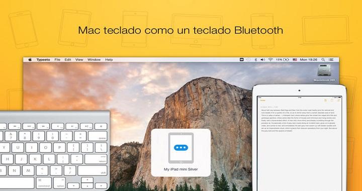 Review: Typeeto, conecta el teclado de tu Mac con cualquier dispositivo