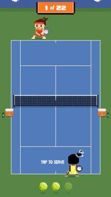Imagen - Snapchat estrena un minijuego de tenis