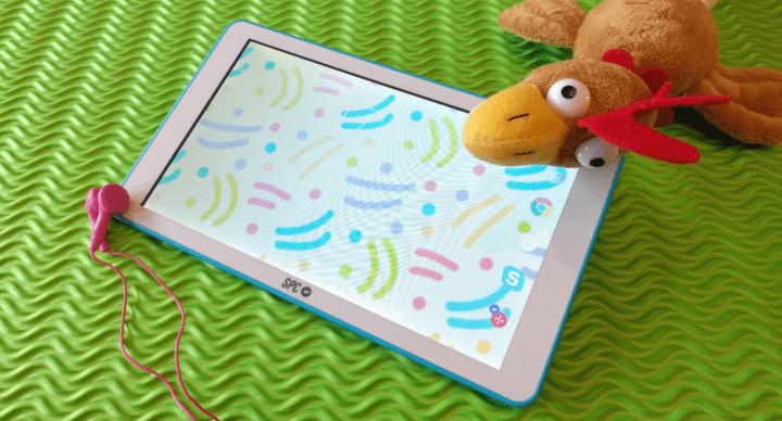 Imagen - Review: SPC Glee 9, una tablet infantil cuidada y divertida