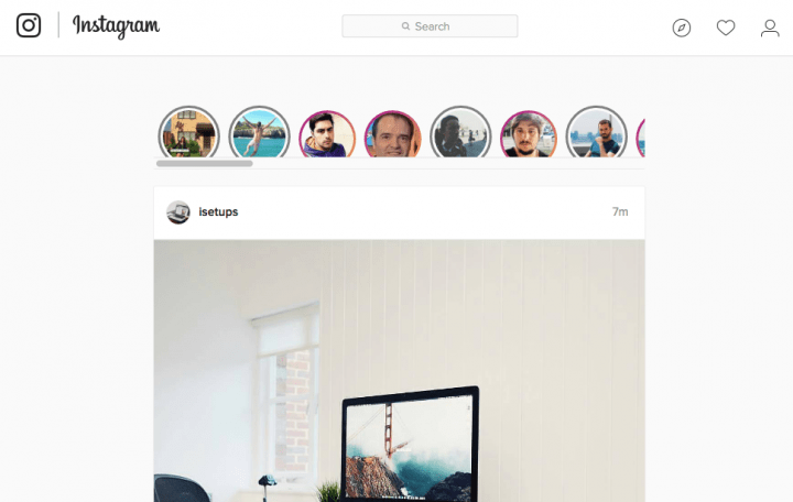 Imagen - Cómo ver Instagram Stories en el ordenador