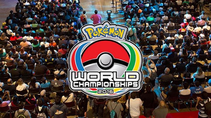Sigue online el torneo Pokémon World Championships 2016