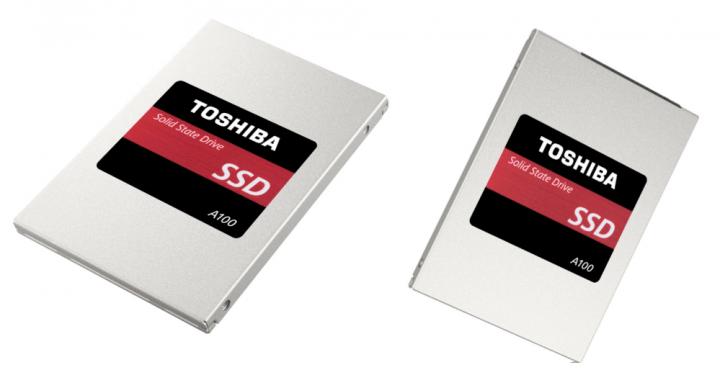 Imagen - Toshiba A100, discos duros SSD para que tu ordenador rinda mucho más