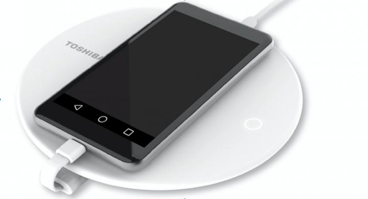 Imagen - Toshiba desarrolla una base para cargar nuestro smartphone y realizar copias de seguridad