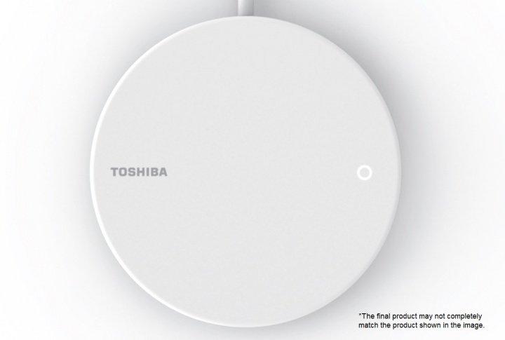 Toshiba desarrolla una base para cargar nuestro smartphone y realizar copias de seguridad