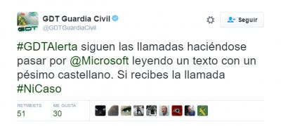 Imagen - Falsas llamadas de Microsoft intentan estafarte