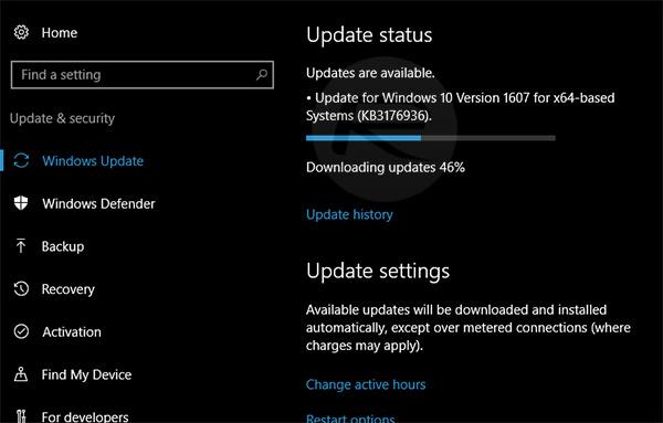 Imagen - Microsoft lanza las dos primeras actualizaciones de Windows 10 Anniversary Update