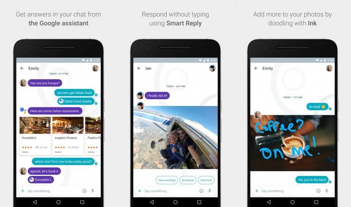 Imagen - El lanzamiento de Google Allo puede ser inminente