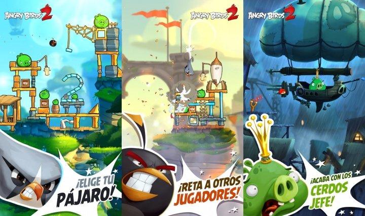 Imagen - Angry Birds 2 recibe una gran actualización