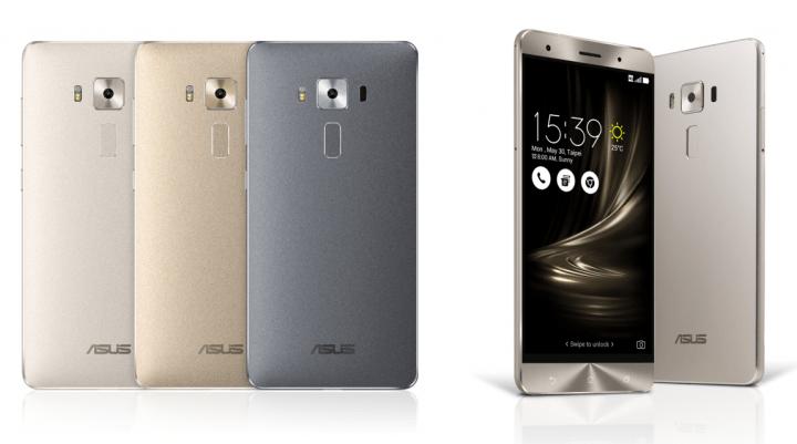 Imagen - Asus ZenFone 3, ZenFone 3 Deluxe y ZenFone 3 Max llegan a España