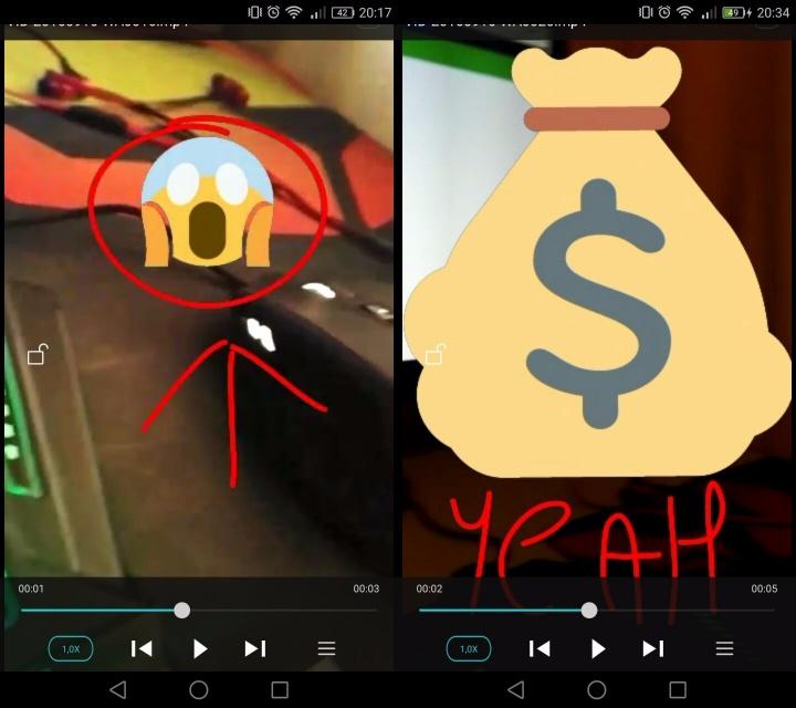 Imagen - Ya puedes dibujar y poner stickers en la nueva beta de WhatsApp para Android
