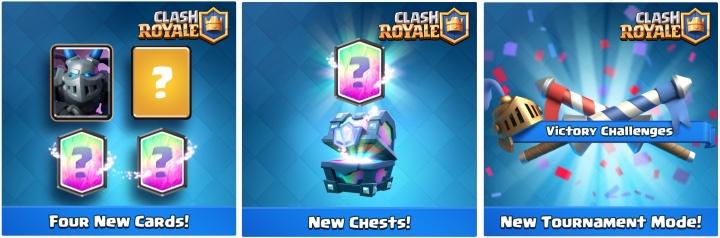 Imagen - La próxima actualización de Clash Royale añadirá dos tipos nuevos de cofres