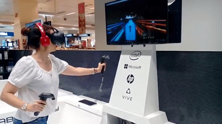 Imagen - El Corte Inglés crea un espacio permanente de realidad virtual