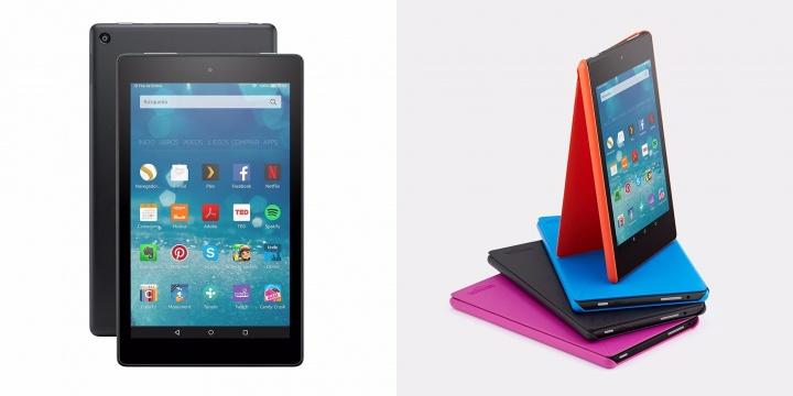 Imagen - Amazon presenta su nueva tablet Fire HD 8