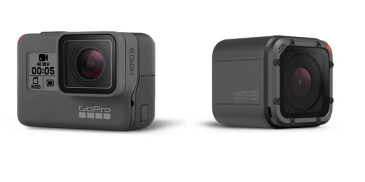 GoPro Hero 5: sumergible sin carcasa, control por voz, vídeo 4K y entiende español