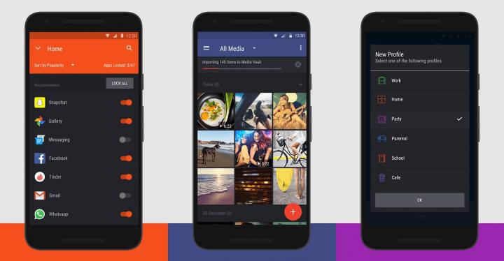 Imagen - Hexlock, bloquea tus apps y oculta tus fotos en Android para mantener tu privacidad