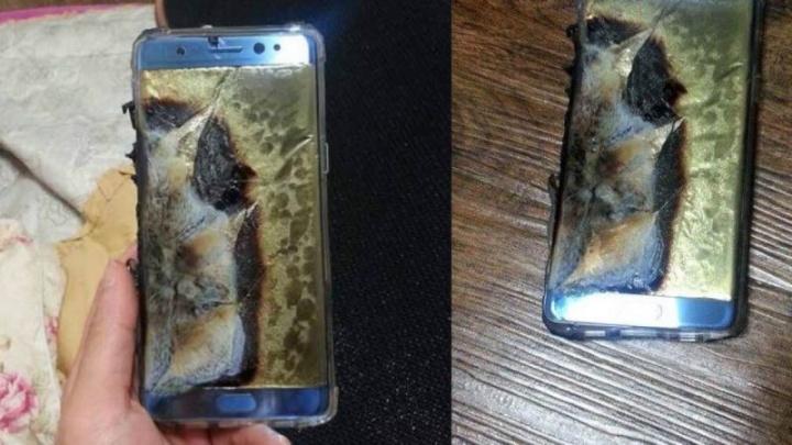 Imagen - Samsung retira el Galaxy Note 7 tras fallos en la batería